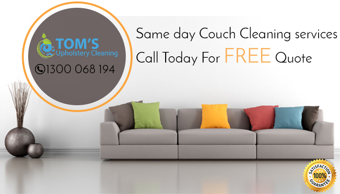 Local Upholstery Cleaners Toorak