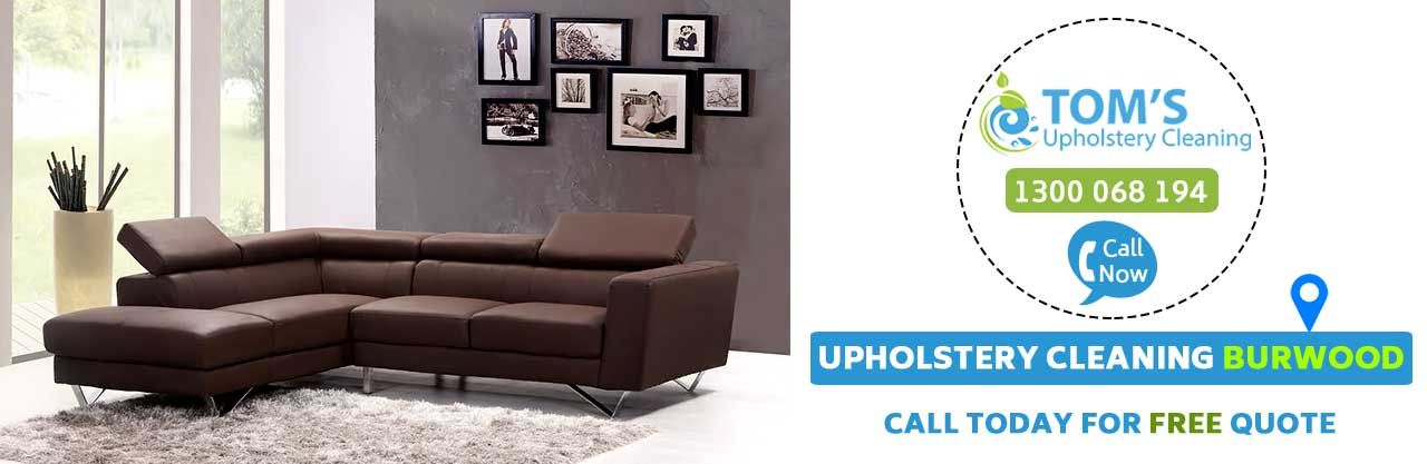 Upholstery Cleaning Burwood