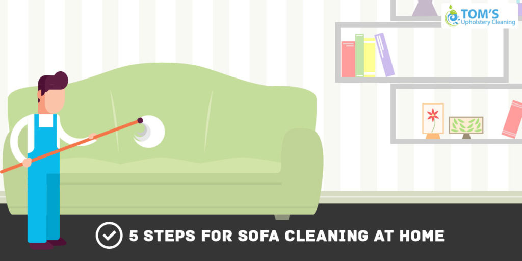 Sofa Cleaning At Home