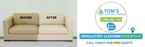 Upholstery Cleaning Ringwood