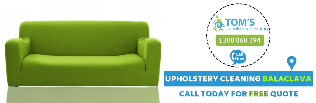 Upholstery Cleaning Balaclava