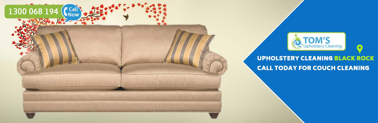 Upholstery Cleaning Black Rock