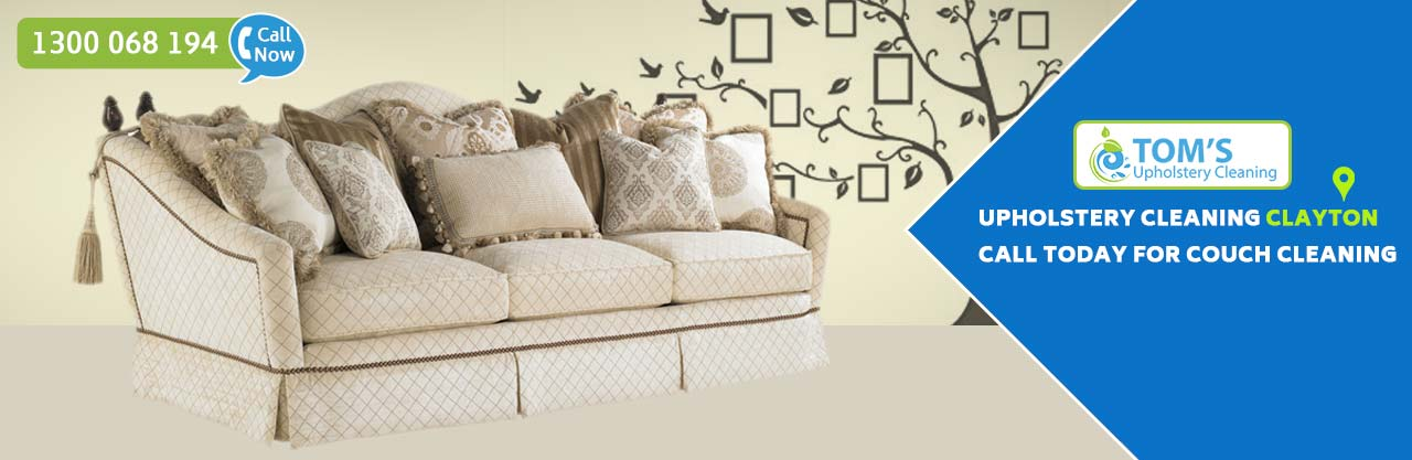 Upholstery Cleaning Clayton