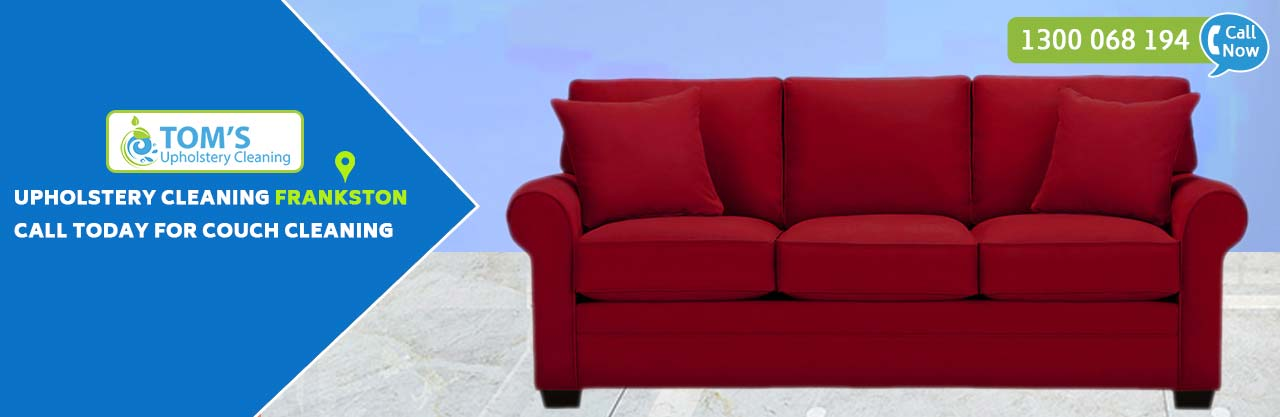Upholstery Cleaning Frankston