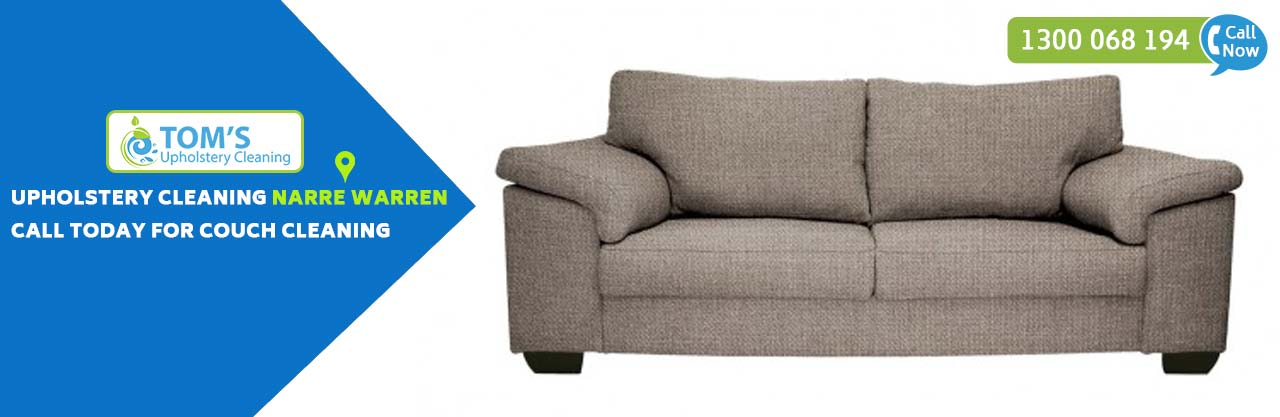 Upholstery Cleaning Narre Warren