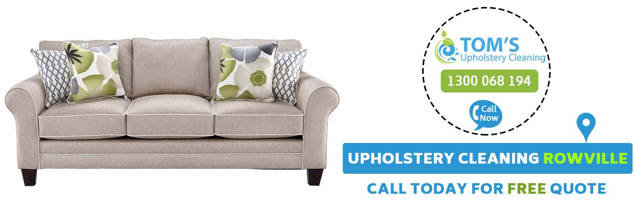 Upholstery Cleaning Rowville