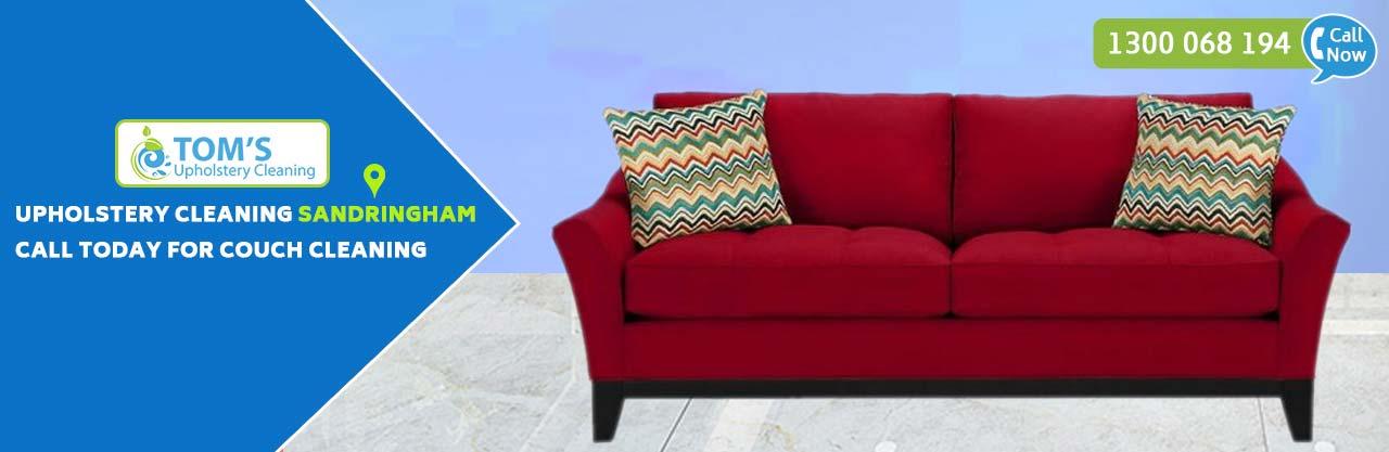 Upholstery Cleaning Sandringham