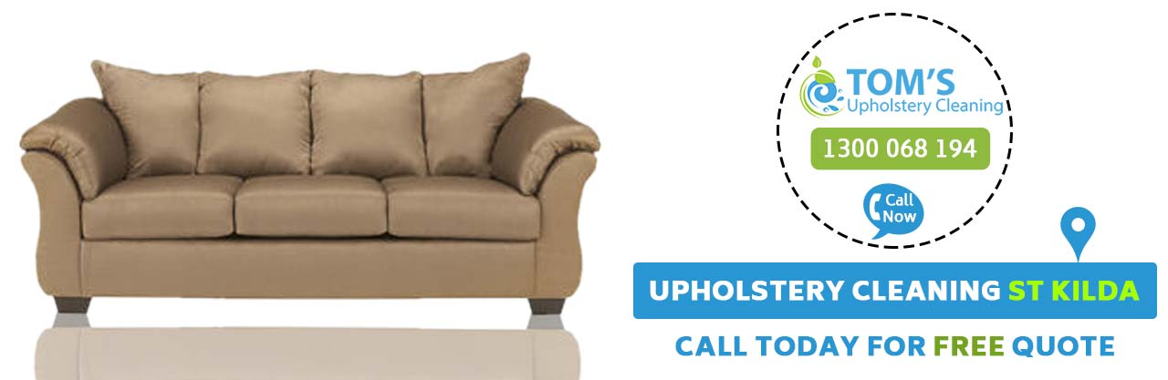 Upholstery Cleaning St Kilda