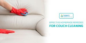 Homemade Remedies for Couch Cleaning