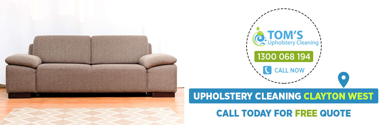 Upholstery Cleaning Clayton South
