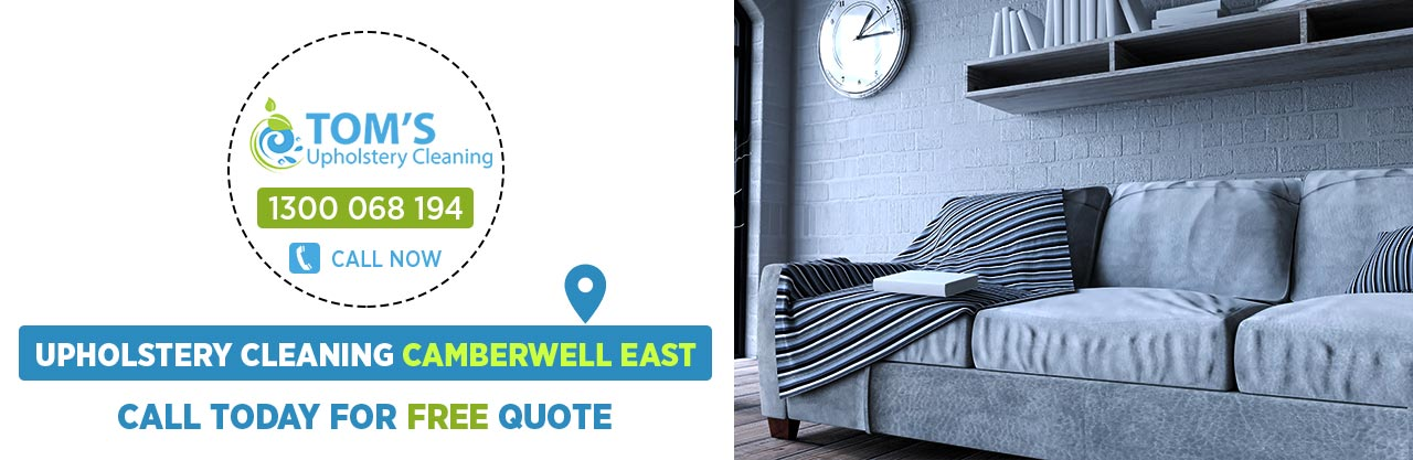 Upholstery Cleaning Camberwell East